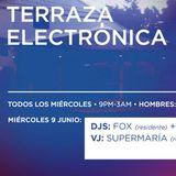 Gabo Lora @ Terraza Electrónica 9-6-2010 (recorded by 809k.com)