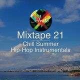 Chill Summer Hip-Hop Instrumentals - Mixtape 21