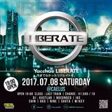 """LIBERATE WEEKLY MIX vol.127""""July Brand-new R&B""""mixed by DJ IKE"""