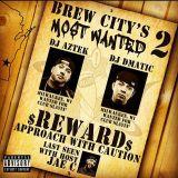 Dj Aztek - Brew Citys Most Wanted Vol.2