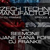 Seemone - Czech Techno Manufactory 10 radio podcast