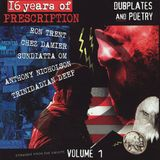 Ron Trent - Dubplates And Poetry - Volume 1, Part 2