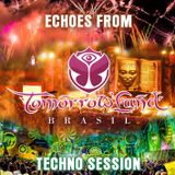 Echoes from Tomorrowland - Brasil 2016 [Techno Session]