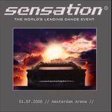 Sven Vath - Live @ Sensation, Amsterdam, 01.07.2000