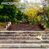 DJ Surs - Progressive Trance Session 25 (18.10.2012)