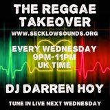 The Reggae Takeover 17h September 2014