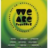 Vinyl Manny @ We Are Together meet´s Sonderspur⎪TanzHaus West⎪Smokebox⎪05.09.2014