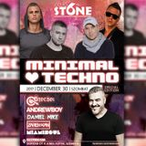 2017.12.30. - Stone 6th Club, Esztergom - Saturday