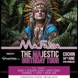 Greg Tomaz  - Ma Faiza 'The Majestic Birthday Tour'