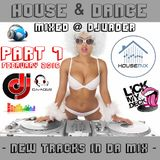 New Dance & House Trackz - Feb 2016 (Part 7) Mixed @ DJvADER
