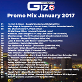 Promo Mix January 2017