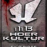 Crime Act @ Silo Pinte, Hoerkultur 01.11.13