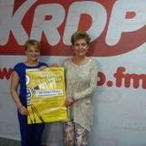 Gość Poranka Ciechanów - Marta Maklakiewicz - 21.05.2018 KRDP FM