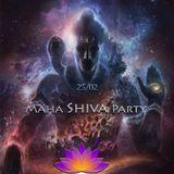 "Alex DjInn - ""Maha Shiva Party"" from Inspired People // 25.02.2017"