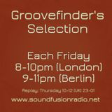 Groovefinder's on Soundfusionradio #33