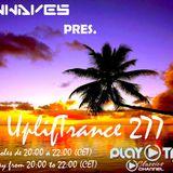 Twinwaves pres. UplifTrance 277 (04-09-2019)