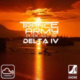 Trance Army Podcast (Guest Mix Session 029 With Delta IV)
