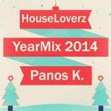 Panos Key - HouseLoverz Yearmix 2014