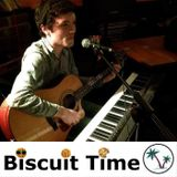 Biscuit Time with GINO BRAGAGNOLO on Soundart Radio 102.5 FM 29/03/2014