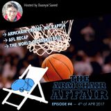 The Armchair Affair #4 - 3rd of April 2017
