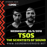 AfterDark House with kLEMENZ guests: TSOS aka The Scientists of Sound (05.09.2018)