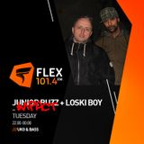 Impact & Loski Boy (in for Junior Buzz)