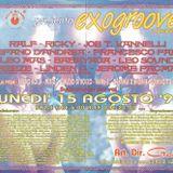 Dj Babayaga 15-08-94 Exogroove (La Villa)