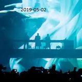Dj jensen 2019-05-02 Swedish House Mafia - Tele2 Arena, Stockholm