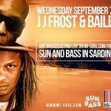 Jumping Jack Frost & Bailey 'Sun & Bass' / Mi-Soul Radio / Wed 7pm - 9pm / 07-09-2016