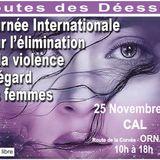 Débat lors de la Journée internationale sur l'élimination des violences à l'égard des femmes