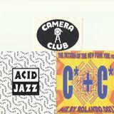 THE RETURN OF THA NU FUNK VIBE/C&C club-tuesdays 2002