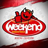 MIX WEEKEND INVIERNO 2K17 - DJ MICKY BEAT