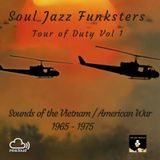 Soul Jazz Funksters - Sounds of the Vietnam / American War 1965 - 1975