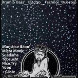 Mista Monk - Sometimes Liquid (DnB Mix)