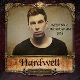Hardwell - Tomorrowland 2018 Weekend 2 (Mainstage 7/27/18)