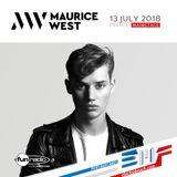 Maurice West - ElectroBeach Festival 2018