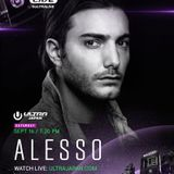 Alesso LIVE @ Ultra Music Festival Japan 2017 Day 1
