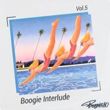 Boogie Interlude Vol.5 - A selection of 80's Soul Funk gems
