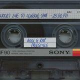 Westwood – Kool G Rap [Live to London] October 1991 [REMASTERED]