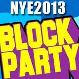 Smashing Sebastian 2013 NYE Block Party Mix