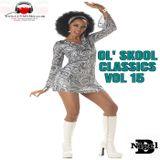 NIGEL B (OL' SKOOL CLUB CLASSICS VOL 15)(IN THE MIX)