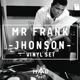 MR FRANK JHONSON - Hip Hop Vinyl set -