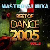 MIX Dance 2005 Volume2 BY MASTRO DJ
