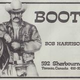 DJ BOB HARRISON - Live at BOOTS (Toronto), Summer 1983