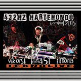 extract tekno live karnival party 2015>>>>>>432 hz - hardtekhondo - syntetik - out law ........
