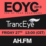 TrancEye - EOYC 2013 on AH.FM