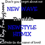 DJ Roy Funkygroove New wave Newstyle Hitmix 2