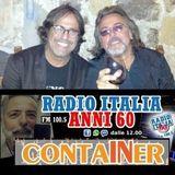 Container del 22 settembre in studio Maurizio Martinelli ospite Marco Baldini