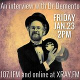 Staying Demented (feat. an interview with Dr. Demento)