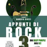 """Riascolta Andrea Gozzi che racconta """"Appunti di Rock"""" all'Ultimo Negozio di Dischi sulla Terra"""